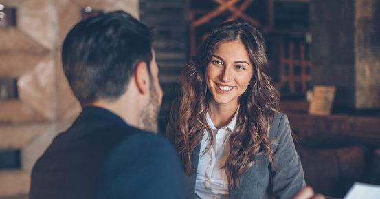anställnings intervju som dating